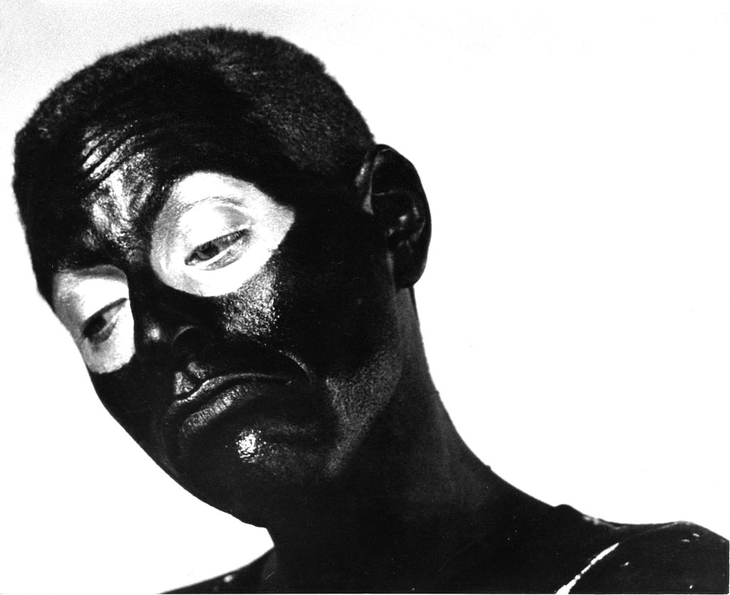 Whoopi In Black Face 91